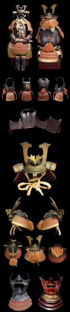 Japanese SAMURAI ARMOR Japan