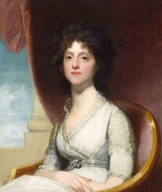 1799 regency portrait of a lady.