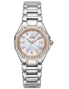 Citizen Women's EW2096-57D The Signature Collection Eco-Drive Octavia Diamond Watch