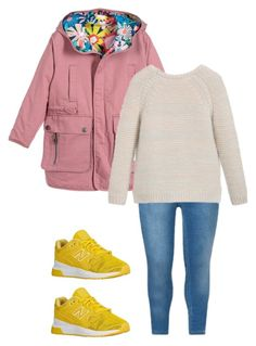 """""""sHiNe"""" by anaandpizza ❤ liked on Polyvore featuring STELLA McCARTNEY, Gucci and New Balance"""