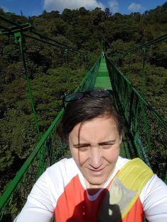 Monteverde, Costa Rica Cloud Forest suspension bridges