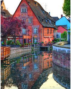 Colmar, Alsace - France ♠ photo by Francisco José Perales (@fjperales) su Instagram: