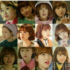 Park Bo-young😍😊💜 Strong Girl Bong-soon😍😍💜💜 Korean Actresses, Korean Actors, Actors & Actresses, Park Bo Young, Park Hyung Sik, Strong Girls, Strong Women, K Park, A Werewolf Boy