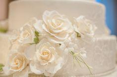 Flores de açúcar por Ana Parzych Cakes