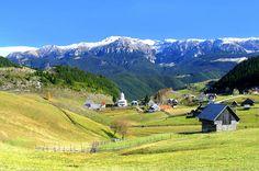 Mountains, Bacău