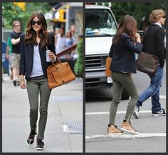 Olivia approved high top sneakers, im sold <3