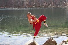 Shaolin kungfu 少林功夫 by Andrea Landini, via Flickr