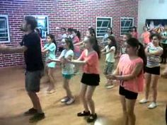 #2 Iván Ferrero Percusion Corporal // Body Percussion - Class (Kids) 30/09/13 - YouTube