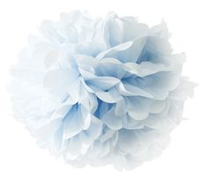 Looking for tissue paper pom poms as hanging wedding decorations? Look no further, browse our full range of wedding paper pom poms in pastel colours in variety of sizes and prices. Paper Pom Poms, Tissue Paper, Wedding Color Schemes, Wedding Colors, French Blue Wedding, Wedding Blue, Miss Etoile, Hanging Wedding Decorations, Pom Poms