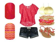 Summer & Jamberry's