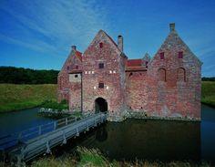 Spøttrup Castle, Denmark