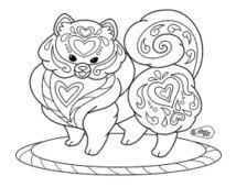 Pomeranian Coloring Pages | pomeranians Colouring Pages (page 2 ...
