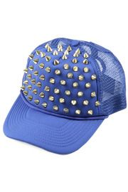 Spiked Hat in black instead
