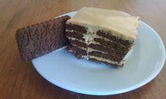 Chocotorta: Torta de chocolinas y dulce de leche