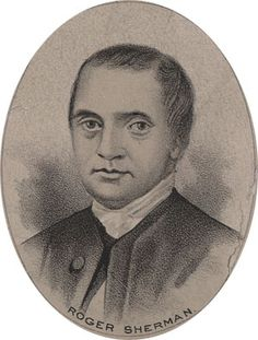 Roger Sherman Born April 19, 1721  Signed all four of the early documents of the Union. Fascinating life of one of our Founding Fathers.