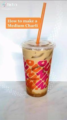 Iced Starbucks Drinks, Bebidas Do Starbucks, Healthy Starbucks, Coffee Drink Recipes, Coffee Drinks, Iced Coffee, Yummy Drinks, Yummy Food, Fun Baking Recipes