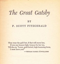 #thinkcolorfully gatsby