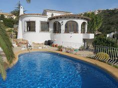 Moraira Benissa Villas for sale: Villa with sun all day for sale in Moraira