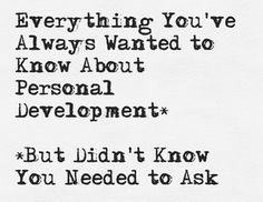 Personal Development Plan Template  D n Cn Th