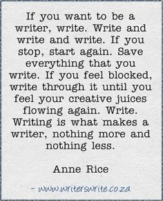 Find out more about the author here ~~~ Writers Write offers the best writing courses in South Africa. Writers Write - Write to communicate. Book Writing Tips, Writing Words, Writing Help, Writing Skills, Writing Prompts, Fiction Writing, Creative Writing Quotes, Writing Motivation, I Am A Writer