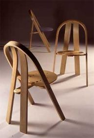 C3 Stacking Chair