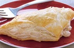 Apple and Pecan Turnovers recipe