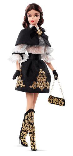 Mattel BCP82 - Barbie Collector - Fashion Model Collection Dulcissima Doll