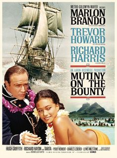 Mutiny on the Bounty - 1963