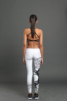 Tree of Life Yoga Pants from Nóli Yoga