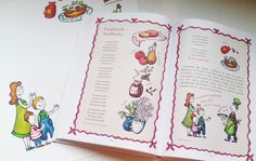 Original illustration and book illustration