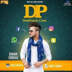 Dp Is The Single Track By Singer Daman Sandhu.Lyrics Of This Song Has Been Penned By Amrit Tiwana & Music Of This Song Has Been Given By Music Brigade.