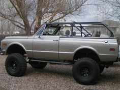 Wanted Pics of your full convertable blazer roll cage - Pirate4x4.Com : 4x4 and Off-Road Forum