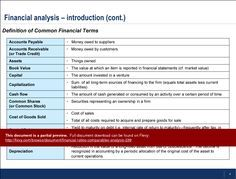 https://flevy.com/browse/corporate-finance/financial-ratios-comparables-analysis-239/ref/documentsfiles/ Evaluating Financial Ratios (or Financial Comparables) is a crucial method for evaluating the financial and competitive health of a company relative to its competitive peers. This document provides an overview to Financial Analysis, as well as deep dive into 20 widely used Financial Ratios.