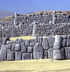 Sacsayhuamán - Was It A Work Of 'Demons' Or The Viracochas The Bearded The 'Shining Ones'?