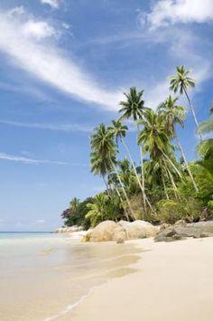 Malesia - viisi täydellistä rantaa eri tyyppiselle lomalle.
