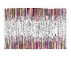 Le tapis de mes r^ves <3 <3 <3 Tapis DARHAN coton, multicolore - 120*180 (vente privée westing)