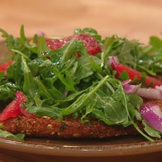 Nutty Chicken Cutlets with Citrus Salad | Rachael Ray Show