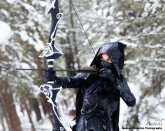 Nightingale Armor Cosplay by Beebichu by Beebichu.deviantart.com on @deviantART