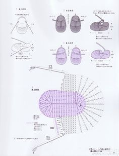 Crochet Baby Booties Diagram Single Phase Power 87 Best Pattern Images In 2019 堆糖 美好生活研究所 Slippers Shoes