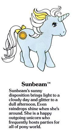 My Little Pony Fact File: Unicorns