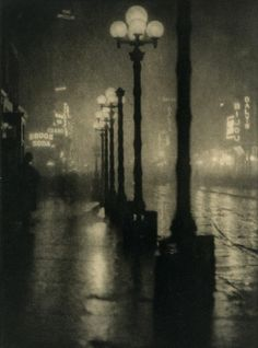 Alvin Langdon Coburn,1910.