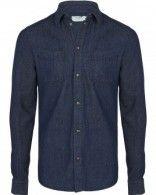Chemise portée par Vincent Desagnat dans #Showlematin