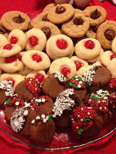 Christmas Cookies for friends and neighbor!