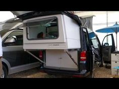 Bettmobil - Auf- und Abbau - YouTube