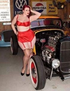 RUBY ROXX #photo #pinup #model #feature #DailyFeature #ModernPinup photo- Stina Rae Photography MUA- Ruby Roxx hair- Coffin Dolls wardrobe- Maymac Design Studio model's page:...
