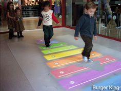 El #Juego interactivo más instalado por #restaurantes y #museos. #Diversion #Juegos #niños #infantil http://www.eyeplay.es