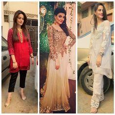 Beautiful Aiman Khan Zainab Jamil and Minal Khan on second day of Eid!  #aimankhan #minalkhan #zainabjamil #followus