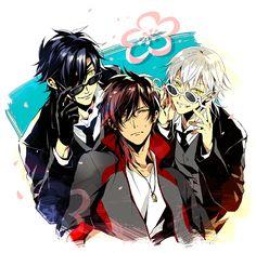 Date-gumi - Touken Ranbu - Image - Zerochan Anime Image Board Touken Ranbu, Katana, Anime Style, Yandere Boy, Mutsunokami Yoshiyuki, Nikkari Aoe, Another Anime, Handsome Anime, Manga Boy