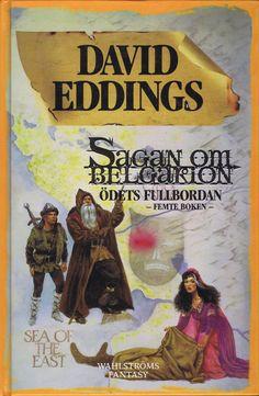 Ödets fullbordan av David Eddings (Kartonnage) - Fantasyhyllan
