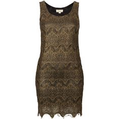 **Trin Lace Dress by Goldie ($79) ❤ liked on Polyvore